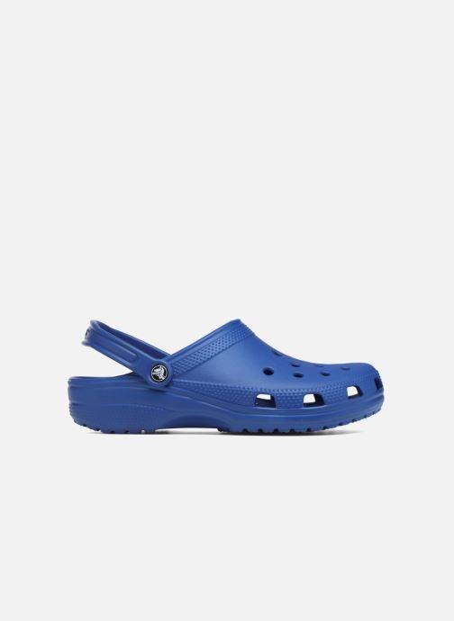 Sandals Crocs Cayman H Blue back view