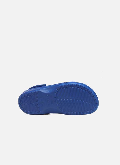 Sandales et nu-pieds Crocs Classic H Bleu vue haut