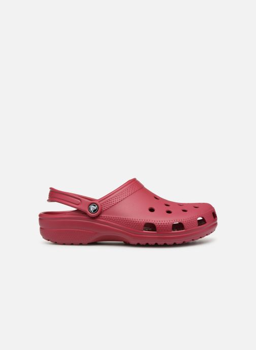 Sandales et nu-pieds Crocs Classic H Rose vue derrière