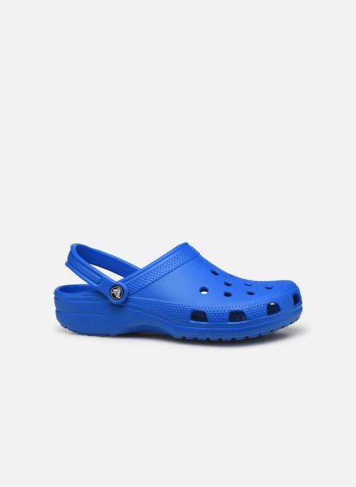 Sandalias Crocs Cayman H Azul vistra trasera