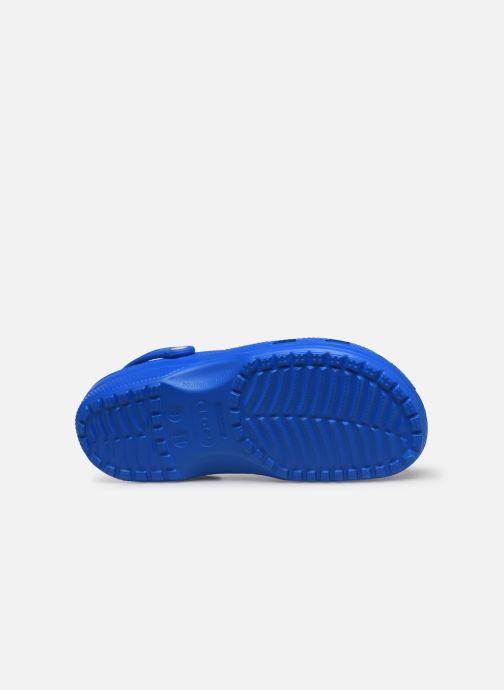Sandalen Crocs Cayman H blau ansicht von oben