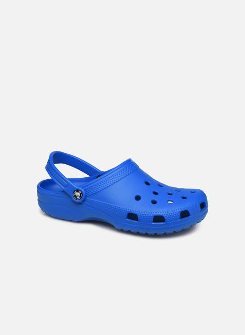 Sandaler Crocs Classic H Blå detaljeret billede af skoene