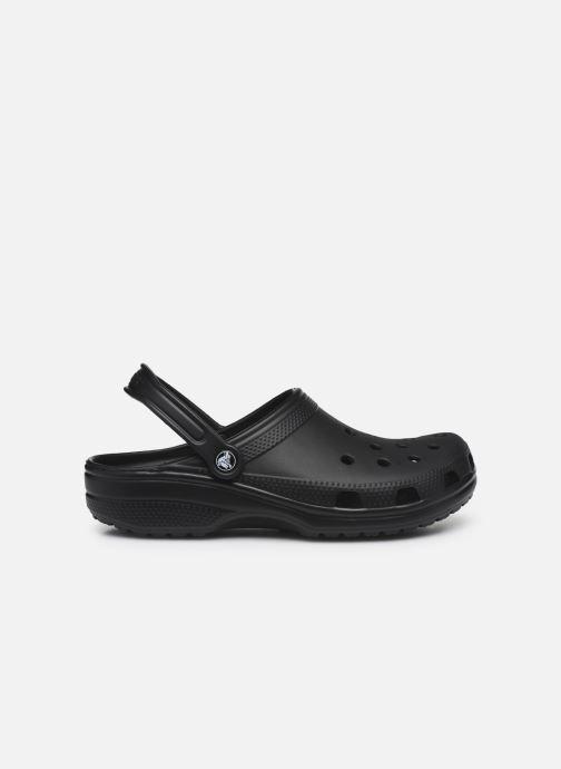 Sandales et nu-pieds Crocs Classic H Noir vue derrière
