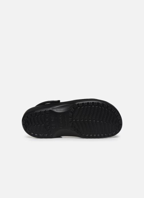 Sandali e scarpe aperte Crocs Cayman H Nero immagine dall'alto