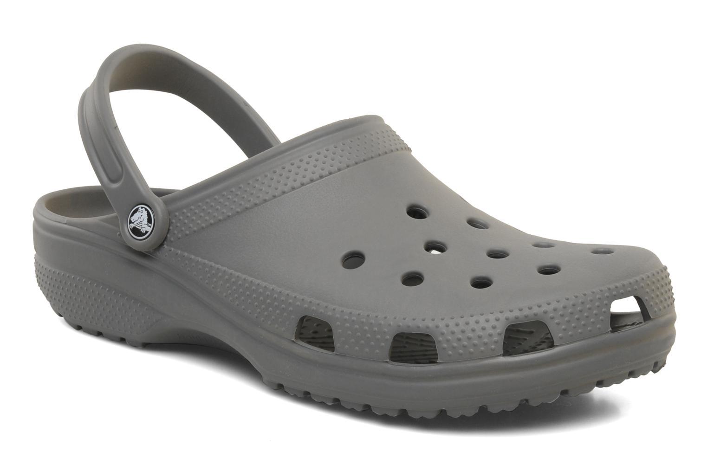 bcd7daac264 Crocs Classic H (Gris) - Sandales et nu-pieds chez Sarenza (14695)