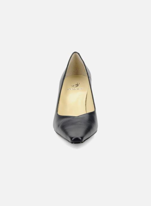 Escarpins Perlato Laurie Bleu vue portées chaussures