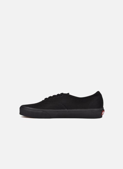 Sneakers Vans Authentic Zwart voorkant