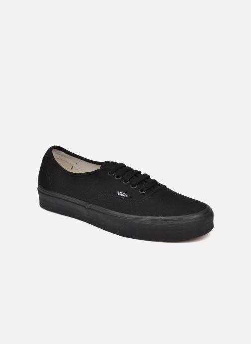 Sneakers Vans Authentic Zwart detail
