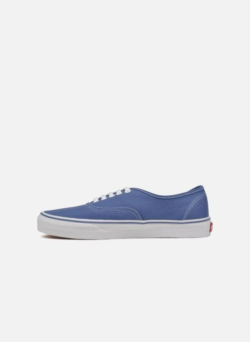 Baskets Vans Authentic Bleu vue face