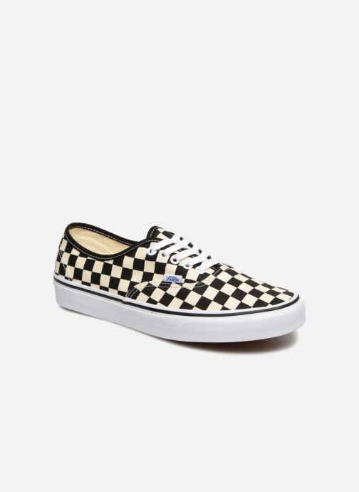 Baskets Vans Authentic Noir vue détail/paire