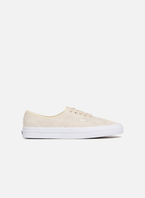 Baskets Vans Authentic Beige vue derrière