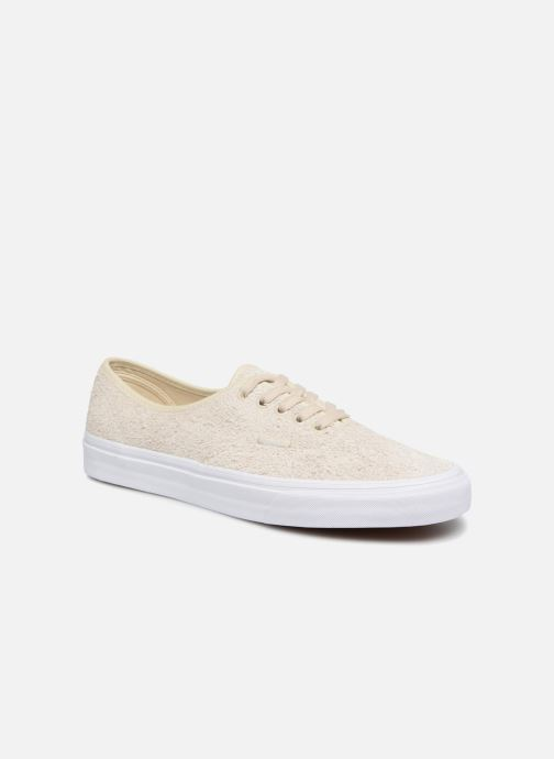 Baskets Vans Authentic Beige vue détail/paire
