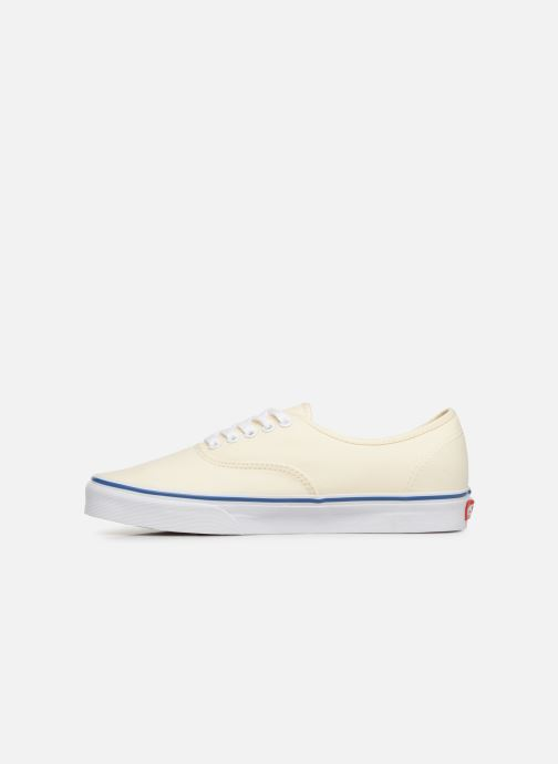 Deportivas Vans Authentic Blanco vista de frente