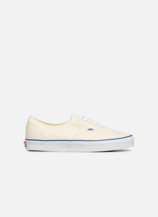 Baskets Vans Authentic Blanc vue derrière