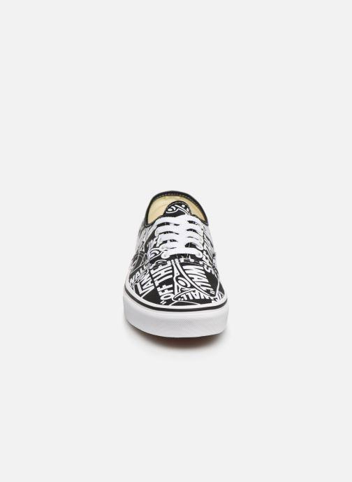 schwarz 372833 Authentic Vans Sneaker Authentic Vans HTqwPW1xf