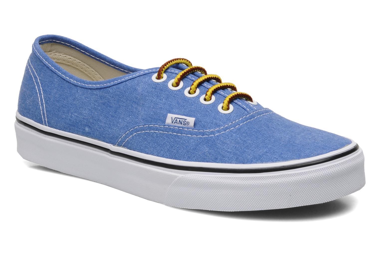 Vans Authentic (Bleu) - Baskets en Más cómodo Les chaussures les plus populaires pour les hommes et les femmes