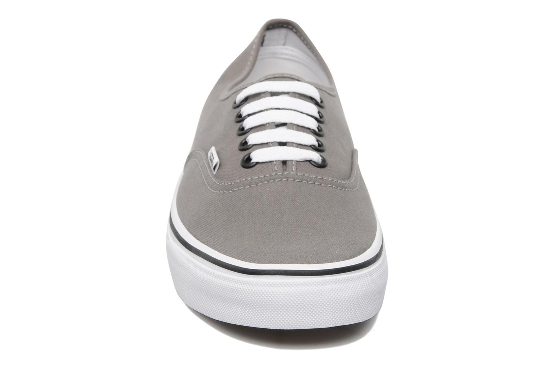 Sneakers Vans Authentic Grå bild av skorna på