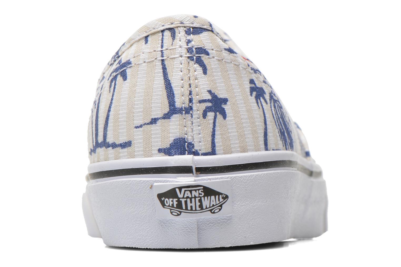 Sneaker Vans Authentic mehrfarbig ansicht von rechts