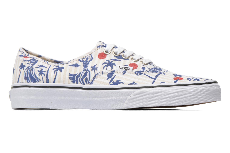 Sneaker Vans Authentic mehrfarbig ansicht von hinten