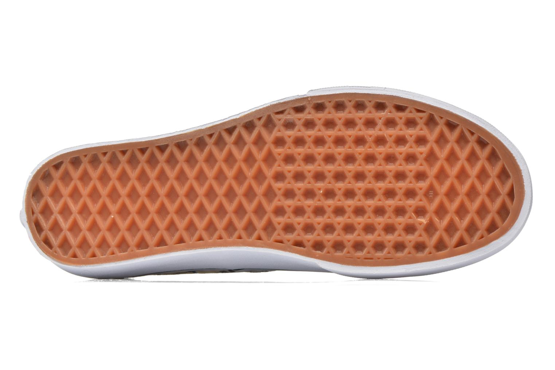 Sneaker Vans Authentic mehrfarbig ansicht von oben