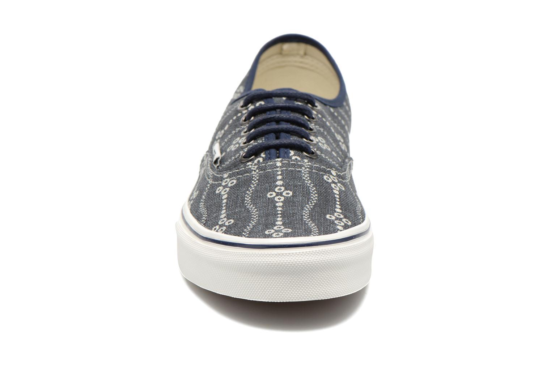 Sneakers Vans Authentic Blauw model