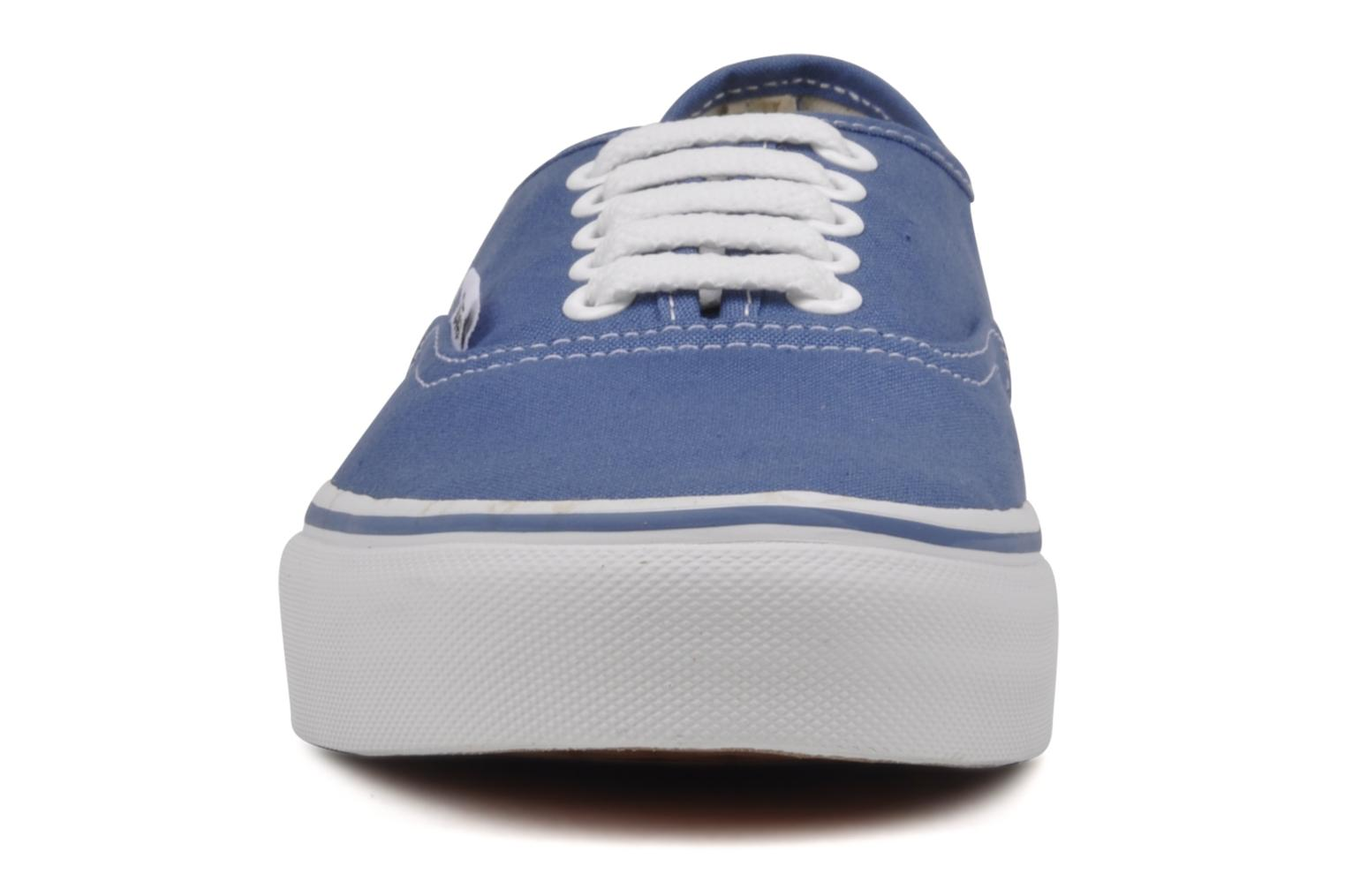 Sneakers Vans Authentic Blå bild av skorna på