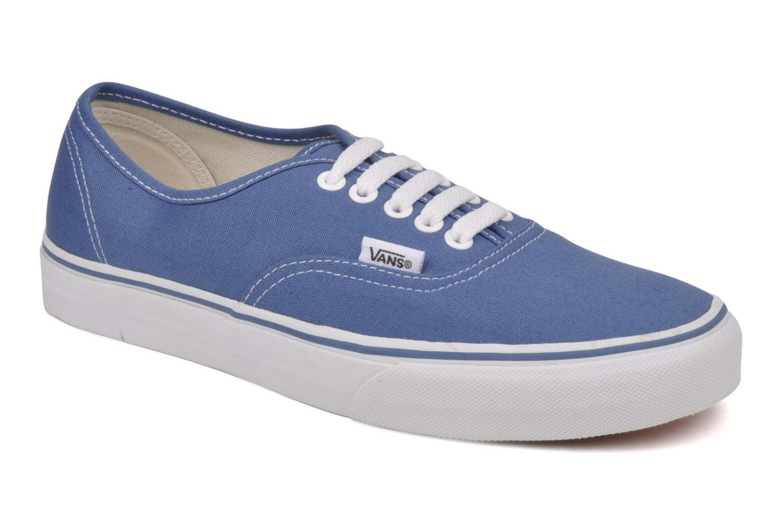 d7105f43a9d Vans Authentic (Blauw) - Sneakers chez Sarenza (29093)