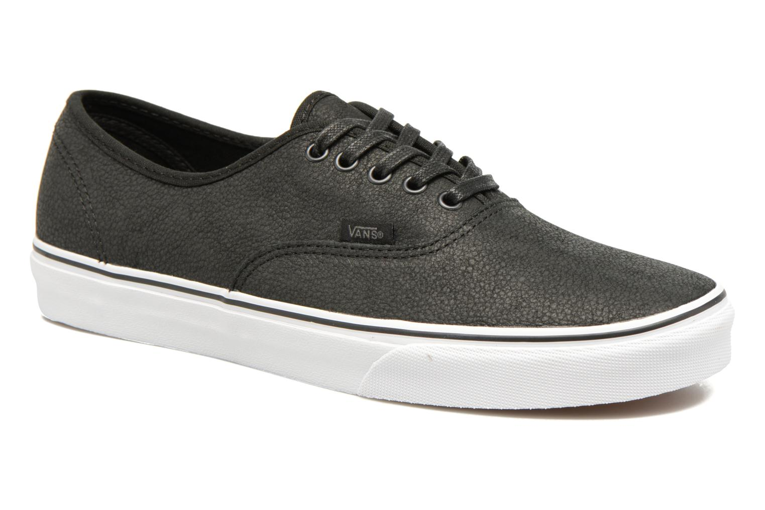 Sneakers Vans Authentic Zwart detail
