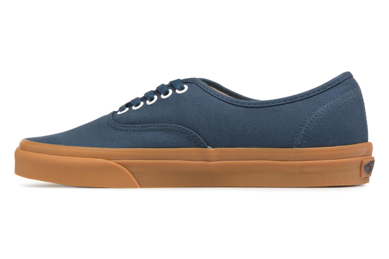 Sneakers Vans Authentic Blauw voorkant