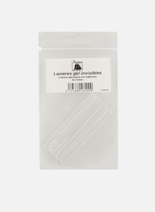Plantillas Famaco Láminas de gel para evitar rozaduras de las sandalias Incoloro vista lateral derecha