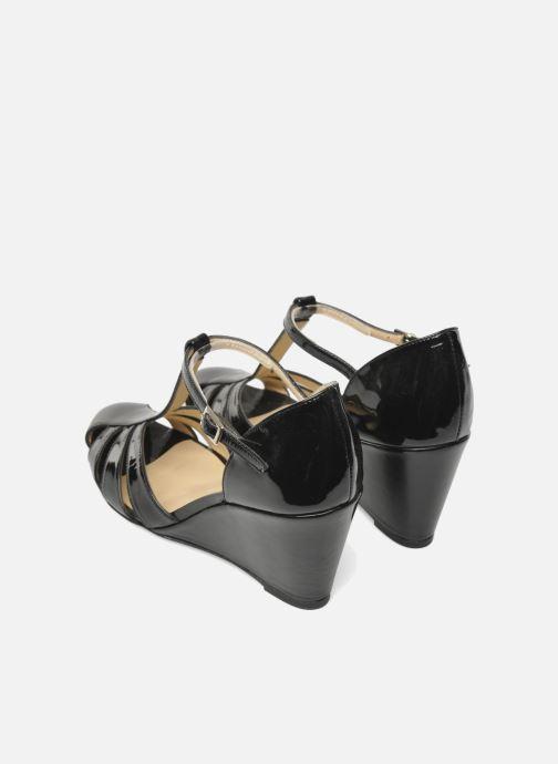 Zolen Famaco Onzichtbare gelstrips voor schoenbandjes Kleurloos links