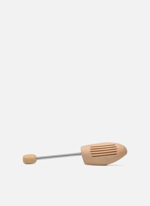 Schuhpflegeprodukte Famaco Holz-Schuhspanner beige ansicht von links