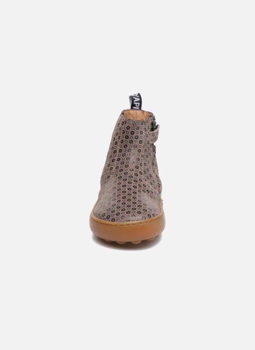 Ankelstøvler Pom d Api Walk Jodpur Basic Brun se skoene på