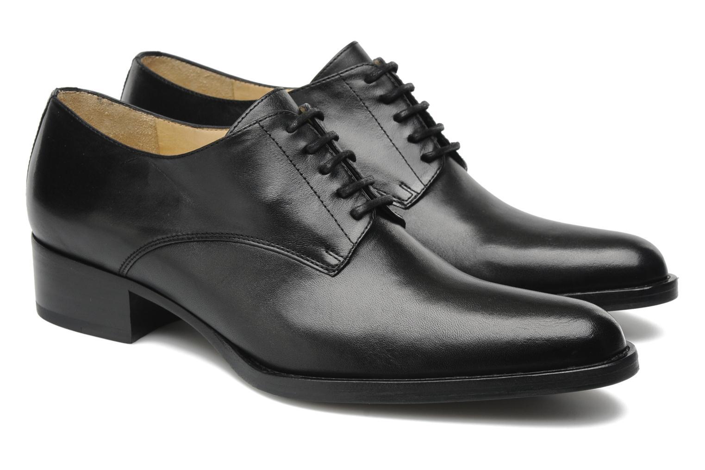 Chaussures à lacets Free Lance Queenie 4 Derby Noir vue 3/4