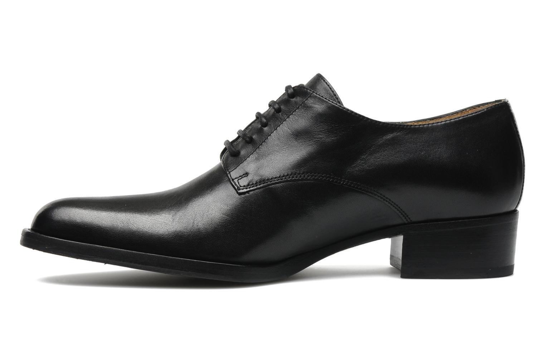 Chaussures à lacets Free Lance Queenie 4 Derby Noir vue face