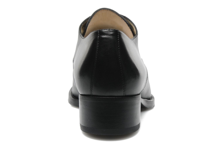 Chaussures à lacets Free Lance Queenie 4 Derby Noir vue droite