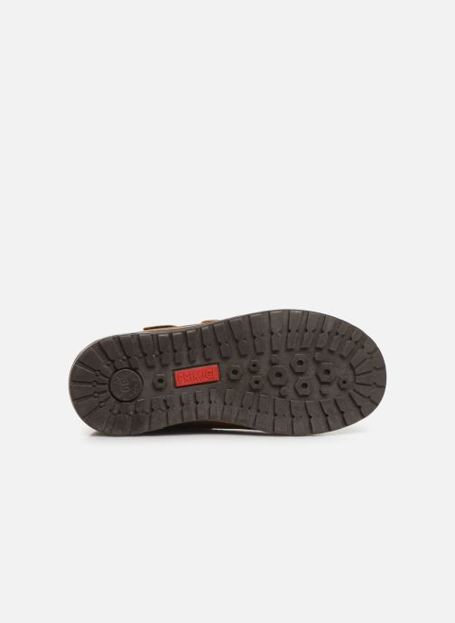 Schoenen met klitteband Primigi Aspy Bruin boven