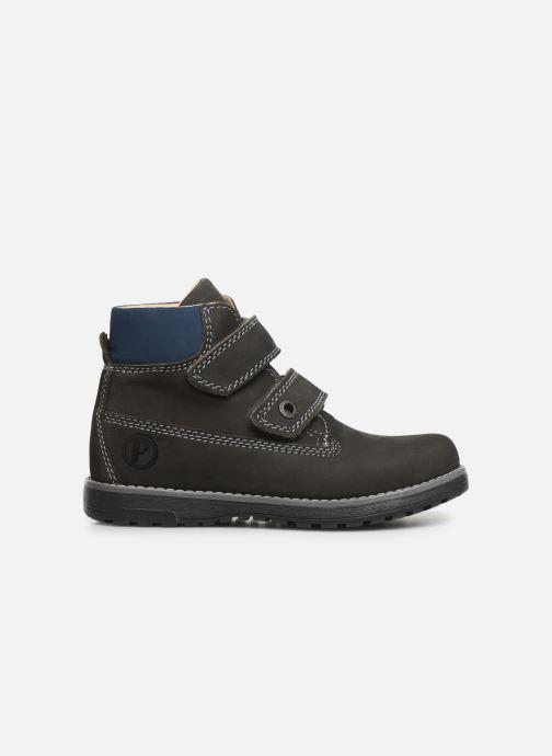 Velcro shoes Primigi Aspy Grey back view