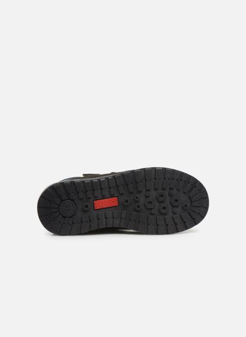 Chaussures à scratch Primigi Aspy Gris vue haut