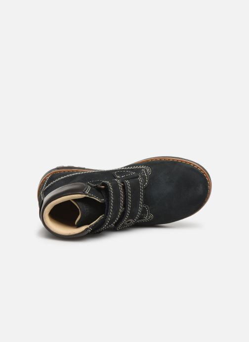 Chaussures à scratch Primigi Aspy Bleu vue gauche