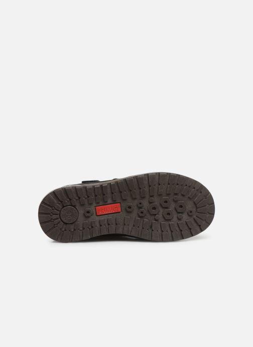 Chaussures à scratch Primigi Aspy Bleu vue haut