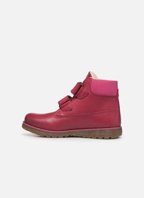 Chaussures à scratch Primigi Aspy Rose vue face