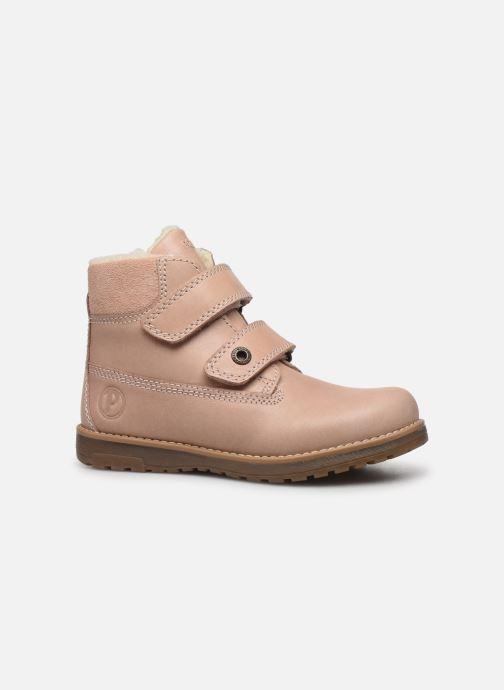 Zapatos con velcro Primigi Aspy Rosa vistra trasera