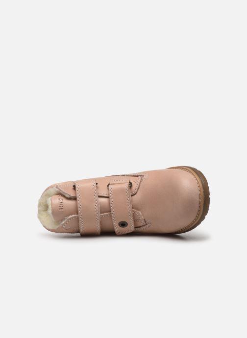 Scarpe con gli strappi Primigi Aspy Rosa immagine sinistra