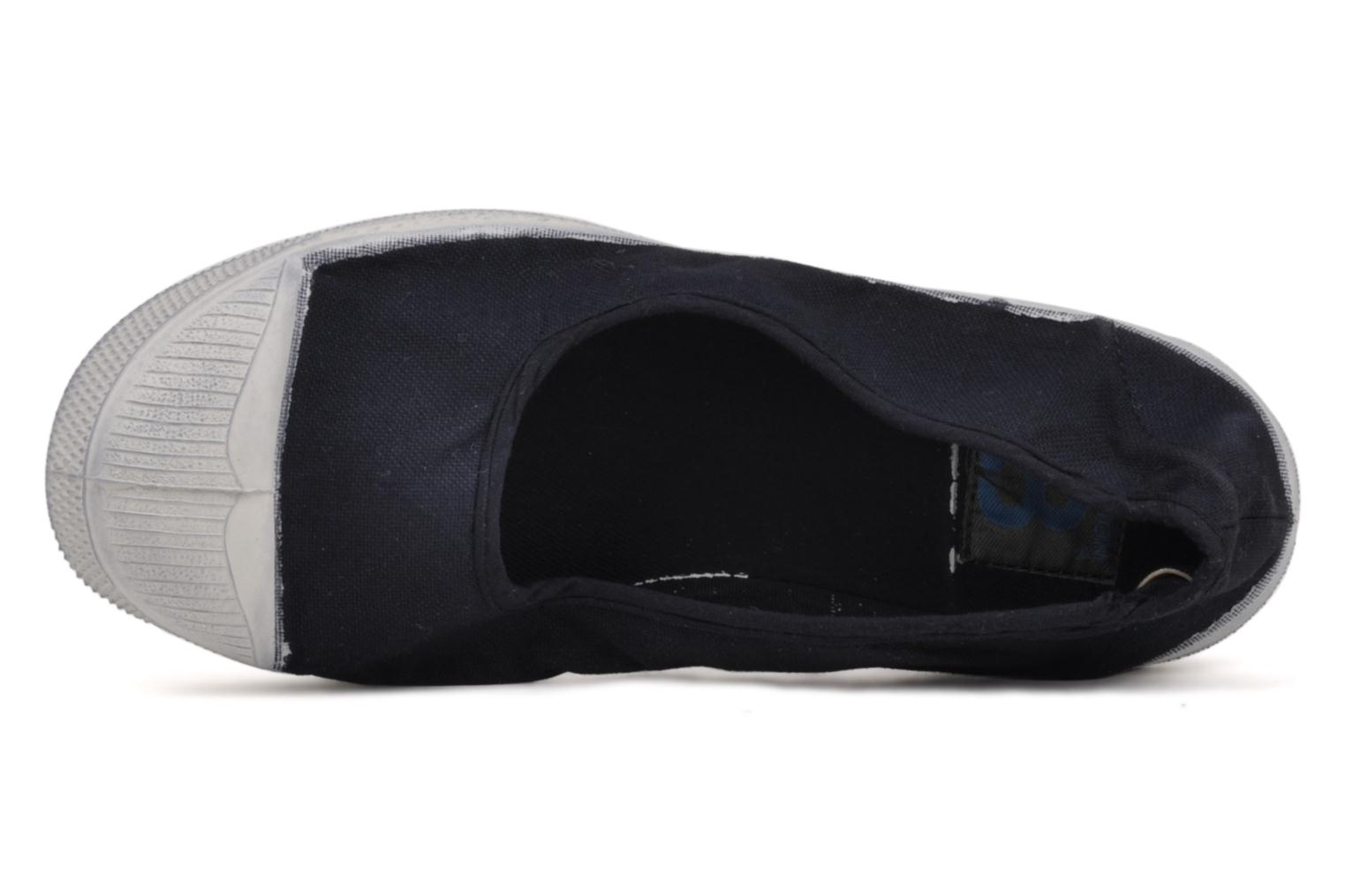 Ballet pumps Bensimon Ballerine Blue view from the left