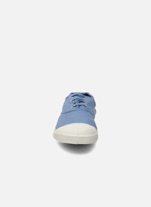 Sneaker Bensimon Tennis Lacets H blau schuhe getragen
