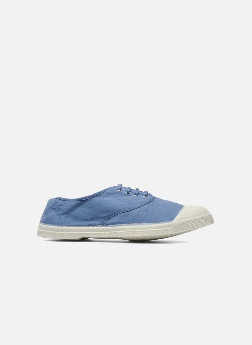 Trainers Bensimon Tennis Lacets H Blue back view