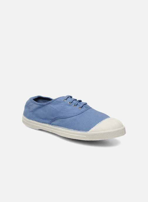 Sneaker Bensimon Tennis Lacets H blau detaillierte ansicht/modell