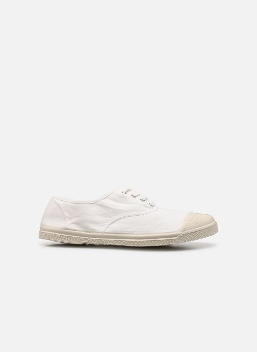 Trainers Bensimon Tennis Lacets H White back view