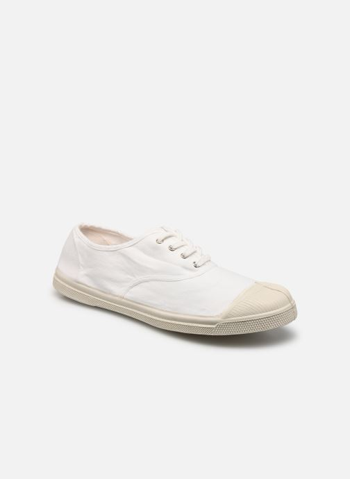 Sneakers Bensimon Tennis Lacets H Wit detail